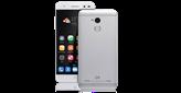 "Smartphone ZTE Blade V7 Lite, 5"" IPS, QuadCore Cortex A53 1.0GHz, 1GB RAM, 8GB Flash, MicroSD, BT, GPS, 4G LTE, Dual SIM, 2x kamera, Android 6.1, srebrni"