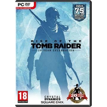 Igra za PC, Rise of the Tomb Raider 20th Anniversary Edition