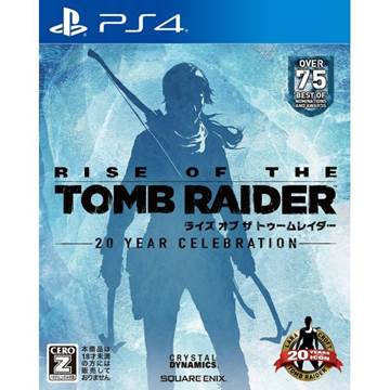 Igra za SONY PlayStation 4, Rise of the Tomb Raider 20th Anniversary Special Edition PS4