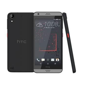 "Smartphone HTC Desire 530, 5"" multitouch, QuadCore MSM8909  1,1GHz, 1.5GB RAM, 16GB Flash, MicroSD, 4G/LTE, kamera, BT, GPS, HTC BoomSound, Android 6.0, sivi"