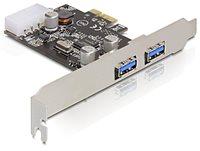 Kontroler PCI-E, DELOCK, 2x USB 3.0
