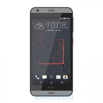 "Smartphone HTC Desire 630, 5"" multitouch, QuadCore Snapdragon 400 1,6GHz, 2GB RAM, 16GB Flash, 3G, kamera, BT, GPS, Dual SIM, HTC BoomSound, Android 6.0, sivi"