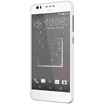 "Smartphone HTC Desire 530, 5"" multitouch, QuadCore MSM8909  1,1GHz, 1.5GB RAM, 16GB Flash, MicroSD, 4G/LTE, kamera, BT, GPS, HTC BoomSound, Android 6.0, bijeli"