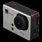 Sportska digitalna kamera HIREC LYNX 600, 1080p30, 12 Mpixela, 1,5'' zaslon, microSD, mini HDMI, USB