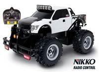 Auto na daljinsko upravljanje NIKKO 160712A, Ford Raptor Baja, 1:16