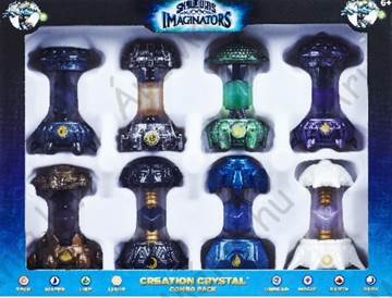 Dodatak za igru Skylander, Imaginators Creation Crystal 8 Combo Pack