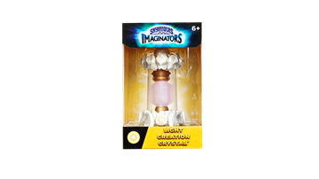 Dodatak za igru Skylander, Imaginators Light Creation Crystal