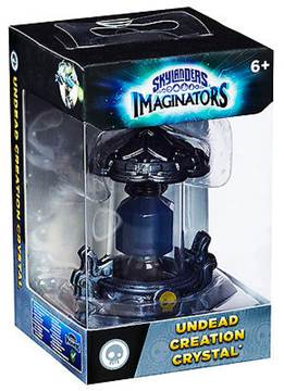 Dodatak za igru Skylander, Imaginators Undead Creation Crystal