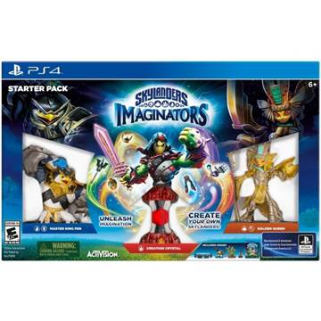 Igra za SONY PlayStation 4, Skylanders Imaginators Starter Pack PS4