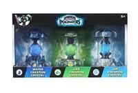 Dodatak za igru Skylanders, Imaginators Creation Crystal Triple Pack (Water, Life, Air)