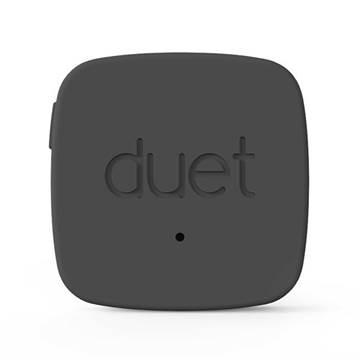 Bluetooth tracker PROTAG, Duet CSR 1010, za iOS i Android , crni