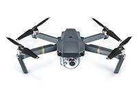 Drone DJI Mavic Pro, 4K UHD kamera, 3D gimbal, upravljanje daljinskim upravljačem