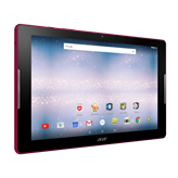 "Tablet računalo ACER Iconia One 10 B3-A30 NT.LD9EE.002, 10.1"" IPS multi, Quad MTK MT8163 Cortex A53 1.3GHz, 1GB, 16GB eMMC, microSD, kamera, Android 6.0, crveno"