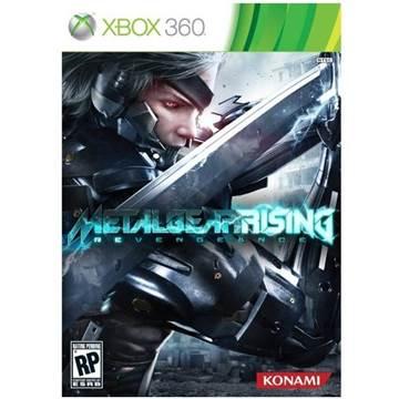 Igra za MICROSOFT XBOX 360, Metal Gear Rising: Revengeance XBOX360