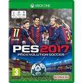 Igra za MICROSOFT XBOX One, Pro Evolution Soccer 2017 XBOX ONE