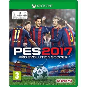 Igra za MICROSOFT XBOX One, Pro Evolution Soccer 2017 XBOX ONE