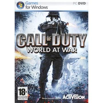 Igra za PC, Call Of Duty: World At War