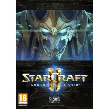Igra za PC, StarCraft II: Legacy of the Void