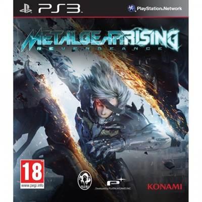Igra za SONY PlayStation 3, Metal Gear Rising: Revengeance PS3