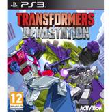 Igra za SONY PlayStation 3, Transformers: Devastation PS3