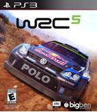 Igra za SONY PlayStation 3, WRC: FIA World Rally Championship 5 PS3