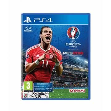 Igra za SONY PlayStation 4, Pro Evolution Soccer EURO PS4