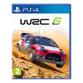 Igra za SONY PlayStation 4, WRC 6 PS4