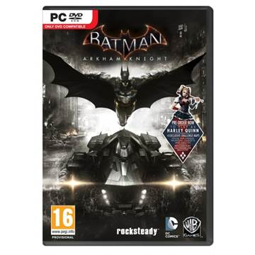 Igra za PC, Batman: Arkham Knight
