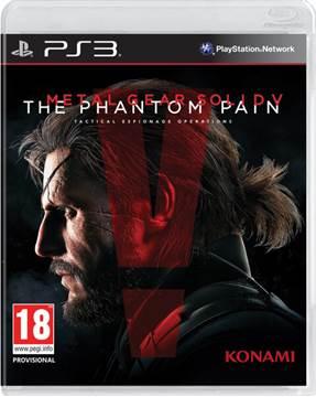 Igra za SONY PlayStation 3, Metal Gear Solid V: The Phantom Pain PS3