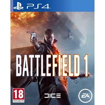 Igra za SONY PlayStation 4, Battlefield 1 PS4