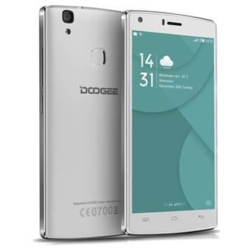 "Smartphone DOOGEE X5 MAX, 5"" IPS multitouch, QuadCore MTK6580 1.3GHz, 1GB RAM, 8GB Flash, Dual SIM, kamera, 3G, BT, GPS, Android 6.0, bijeli"