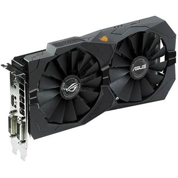 Grafička kartica PCI-E ASUS ROG AMD RADEON RX 470 Strix Gaming, 4GB DDR5, DVI, HDMI, DP