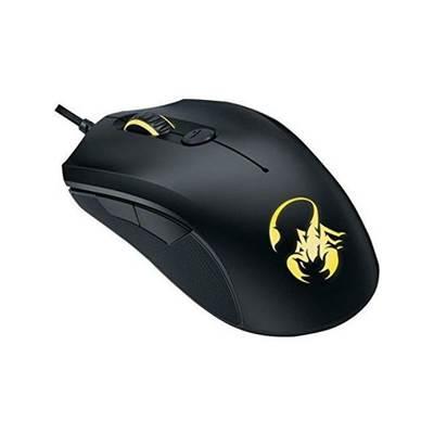 Miš GENIUS GX Scorpion M6-600, Gaming, optički, 5000dpi, crni, USB