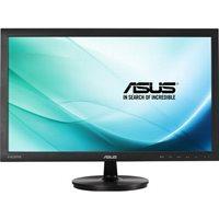 """Monitor 23.6"""" LED ASUS VS247HR, 2ms, 250cd/m2, 50.000.000:1, D-SUB, HDMI, DVI-D, crni"""