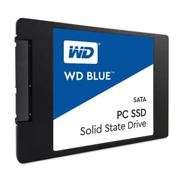 """SSD 1000.0 GB WESTERN DIGITAL Blue, WDS100T1B0A, SATA 3, 2.5"""", 540/520 MB/s"""