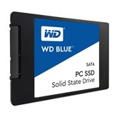"SSD 250.0 GB WESTERN DIGITAL Blue, WDS250G1B0A, SATA 3, 2.5"", 540/500 MB/s"