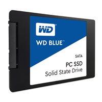 """SSD 250.0 GB WESTERN DIGITAL Blue, WDS250G1B0A, SATA 3, 2.5"""", 540/500 MB/s"""