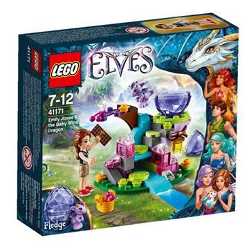 LEGO 41171, Elves, Emily Jones & the Baby Wind Dragon, Emily Jones i mali zmaj vjetra