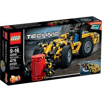 LEGO 42049, Technic, Mine Loader, utovarivač ruda