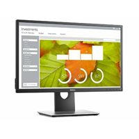"Monitor 23"" LED DELL P2317H, IPS, 6ms, 250cd/m2, 1000:1, VGA, HDMI, DP, USB 3.0, pivot, crni"