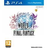Igra za SONY PlayStation 4, World of Final Fantasy PS4