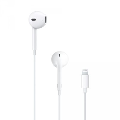 APPLE Earpods with remote and mic, Lightning Connector, bijele, mmtn2zm/a