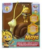 Igračka DEXY, Maya Shelby Goes, Pčelica Maja, set s pužem