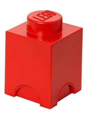 Kutija LEGO Storage Brick 1, crvena
