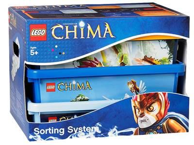 Kutije LEGO Chima, komplet za sortiranje