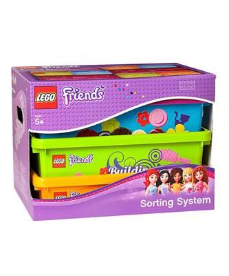 Kutije LEGO Friends, komplet za sortiranje