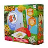 Mini projektor za crtanje DEXY, Pčelica Maja (Maya Colour Drawing Projector)