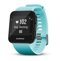 Sat GARMIN Forerunner 35, GPS, za trčanje, ledeno plavi, senzor otkucaja srca