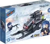 Kocke BANBAO 6212, Mission Eagle, Snow Trooper, motorne sanjke