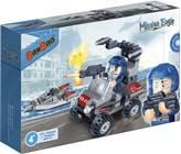Kocke BANBAO 6215, Mission Eagle, Special Force, auto i brod